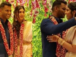 Vishal and Anisha Engagement