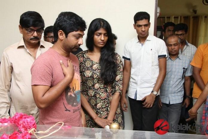 Celebrities Pay Homage To Director Mahendran Photos