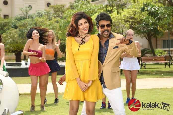 Kanchana 3 Movie Stills