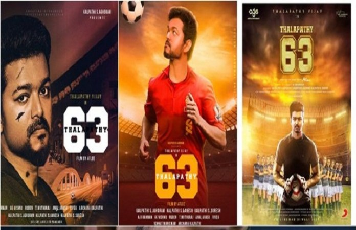 Thalapathy 63 Special