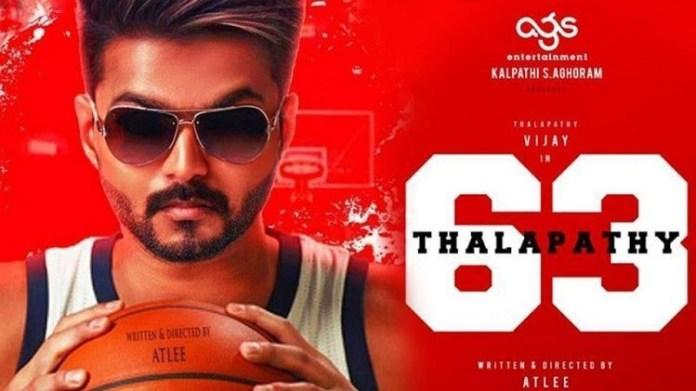 Thalapathy 63 Updates