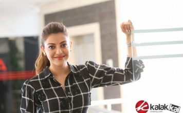Actress Kajal Aggarwal Latest Photos
