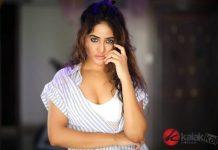 Actress Sony Charishta from Iruvar Oppandham Movie Stills