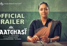 Raatchasi Official Trailer