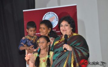 Latha Rajinikanth Press Meet
