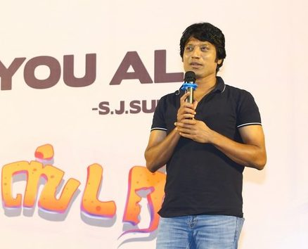 SJ Surya Thanks Giving Meet