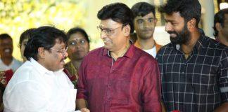 Salem RR Biriyani MD Tamil Selvan's Daughter Reception Stills
