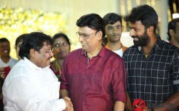 Salem RR Biriyani MD Tamil Selvan's Daughter Reception Stills