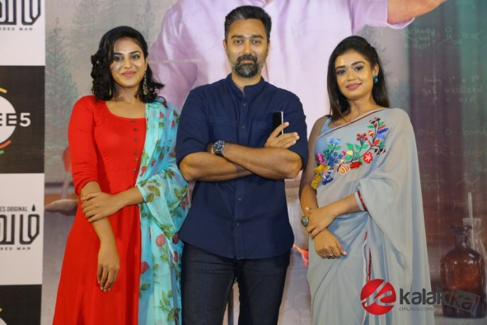 Thiravam Web Series Screening Stills