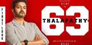 Vijay 63 First Look Poster Release Date - Celebrity's Twist | Thalapathy 63 | Thalapathy 63 First Look | Thalapathy Vijay