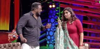 Vijay TV Priyanka : priyanka Pdeshpande | Latest Cinema News | Kollywood | Tamil Cinema | Vijay TV | MA KA Pa Anandh | Robo Shankar