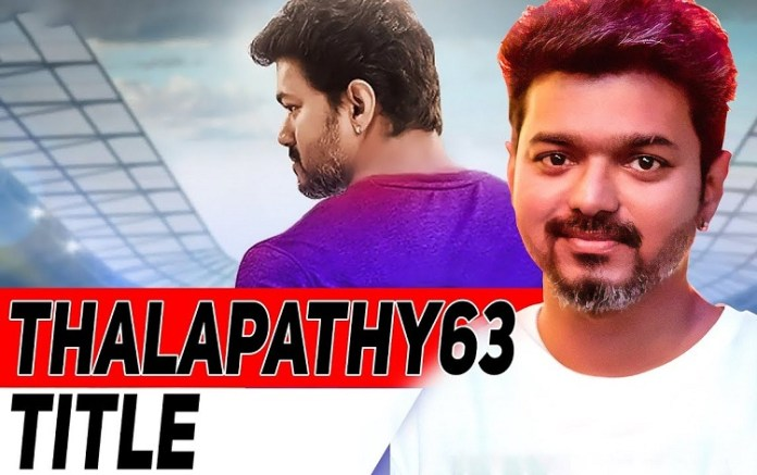 Thalapathy 63 Movie Title : The crew will have 4 titles for the film which will be created based on football | Vijay| Atlee | Nayanthara | AR.Rahman