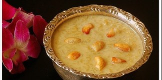 Rad Aval Payasam Recipe : South Indian Recipe, Easy Rice Recipe, Veg Recipes of India, Quick And Easy Recipes, Indian Recipes, Easy Recipe