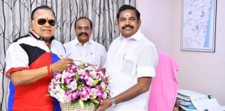 Actor Radharavi Joined The ADMK: Political News, Tamil nadu, Politics, BJP, DMK, ADMK, Latest Political News   Radha ravi