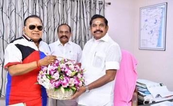 Actor Radharavi Joined The ADMK: Political News, Tamil nadu, Politics, BJP, DMK, ADMK, Latest Political News | Radha ravi