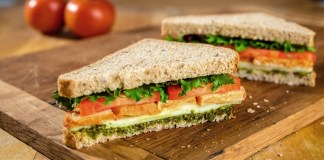 Mixed Vegetable Sandwich : South Indian Recipe, Easy Rice Recipe, Veg Recipes of India, Quick And Easy Recipes, Dinner Ideas, Easy Recipe