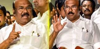 Minister Jayakumar Speech : Palanisamy's social record of being politically motivated. Political News, Tamil nadu, Politics, BJP, Latest Political News