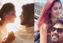 Vignesh Released Nayanthara's kissing Pic : Vignesh Shivn, lady Superstar, Cinema News, Kollywood , Tamil Cinema, Latest Cinema News