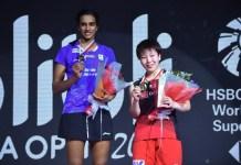 PV.Sindhu Win Silver Medal : Sports News, World Cup 2019, Latest Sports News, India, Sports, Latest Sports News, TNPL 2019, TNPL Match 2019