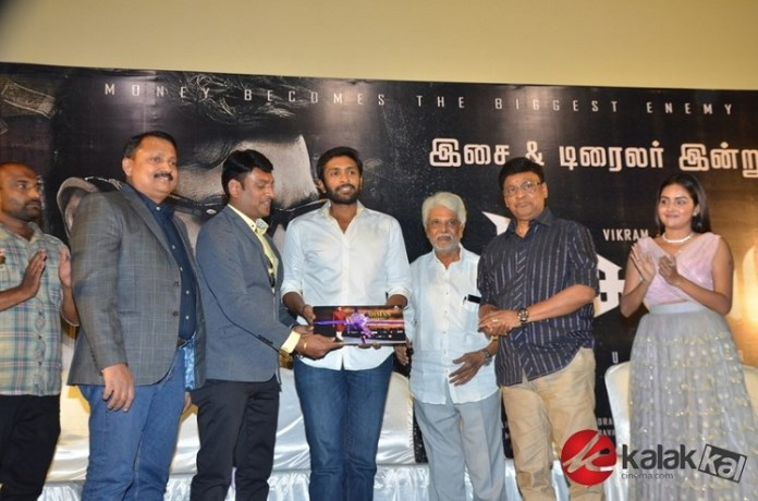 Asuraguru Movie Trailer Launch