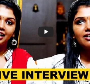 bigg boss Riythvika Exclusive interview : Bigg Boss, Bigg Boss Tamil, Bigg Boss 3 Tamil, Bigg Boss Promo Update, kamal Haasan, Vijay Television, Reshma
