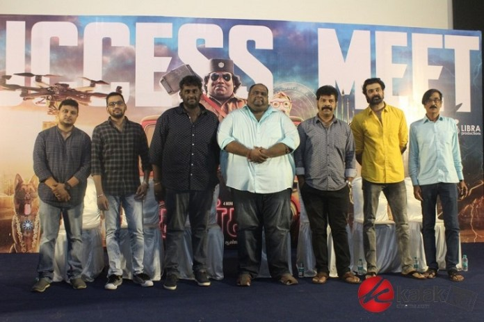 Gurkha Movie Success Meet Stills