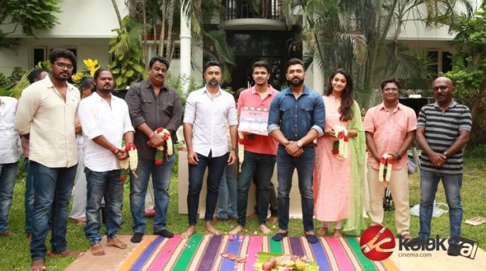 Mafia Movie Launch Stills | Arun Vijay, Priya Bhavani Shankar, Prasanna, Director Karthick Naren, Tamil Cinema News, Cinema New