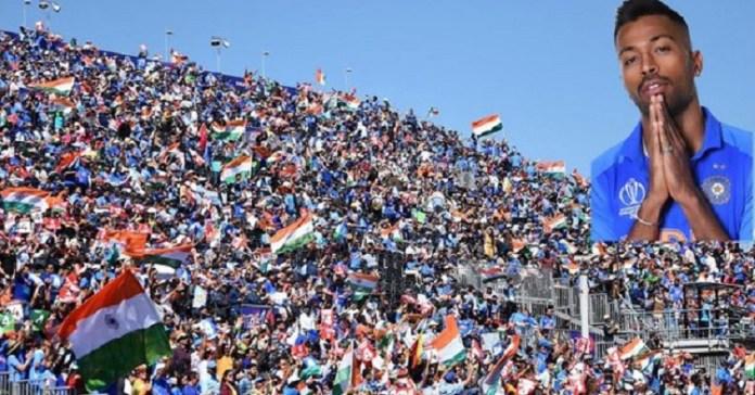 Hardik Pandya Speech : Sports News, World Cup 2019, Latest Sports News, World Cup Match, India, Sports, Latest News, MS.Dhoni, Virat Kholi