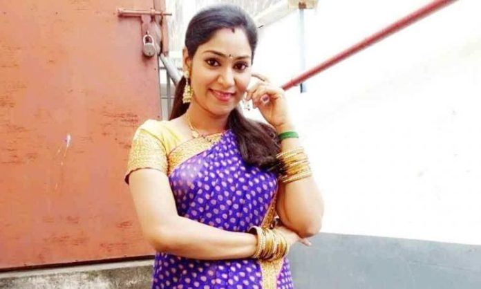 Serial Actress Kavitha