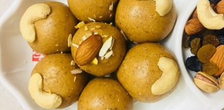 Pottukadalai Ladoo : South Indian Recipe, Easy Rice Recipe, Veg Recipes of India, Quick And Easy Recipes, Indian Recipes, Easy Recipe
