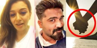 Simbu Hanshika Love : Director Tweet Makes Controversy.! | Kollywood Cinema News | Maha Movie Updates | STR | Maha Movie Updates