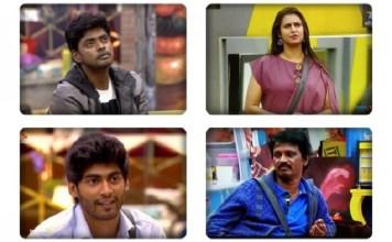 Bigg Boss 9th Elimination Voting Status : Shocking Update | Bigg Boss Tamil | Bigg Boss Tamil 3 | Cheran | Kasthuri | Tharshan