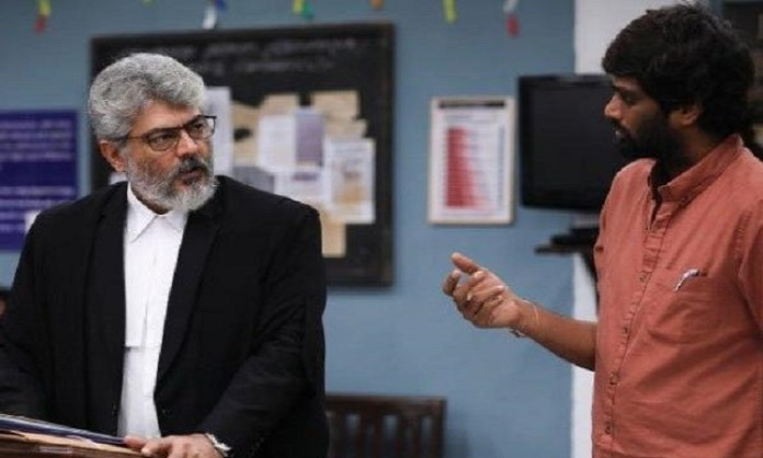 H. Vinoth Interview About Nerkonda Paarvai Movie's Collection | Thala Ajith | Ajith Kumar | NKP Movie Collection Reports | Viswasam