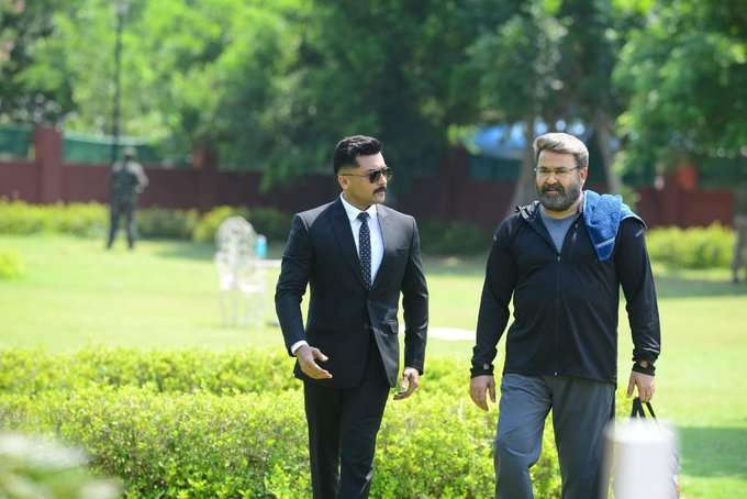Kappaan Movie Release Date is Officially Announced - Here is the Update | Actor Suriya | Sayyeshaa | Arya | Mohan Lal | K V Anand