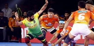 Pro Kabaddi Match : Sports News, World Cup 2019, Latest Sports News, India, Sports, Latest Sports News, World Badminton Championship, Pro KabaddiLeague