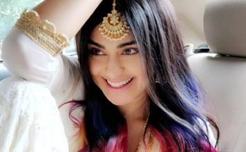 Actress Adah Sharma Latest Photos