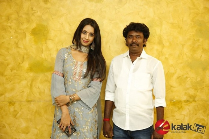 Vijay TV Fame Ramar and Sanjay Galrani Movie Pooja Stills