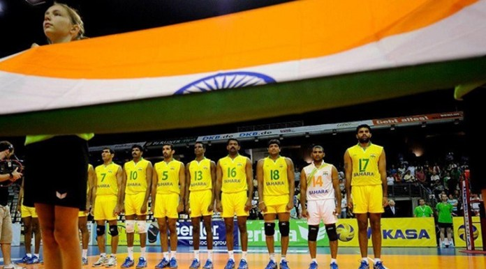 Asian Volleyball Match : Sports News, World Cup 2019, Latest Sports News, India, Sports, Latest Sports News, World Badminton Championship, Pro KabaddiLeague