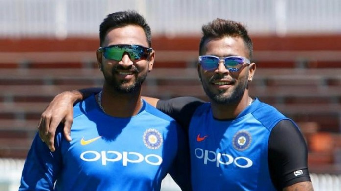 Krunal Pandya : Sports News, World Cup 2019, Latest Sports News, India, Sports, Latest Sports News, India vs West Indies, hardik pandya