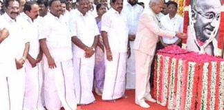 150th Birthday of Mahatma Gandhi : Political News, Tamil nadu, Politics, BJP, DMK, ADMK, Latest Political News, Mahatma Gandh