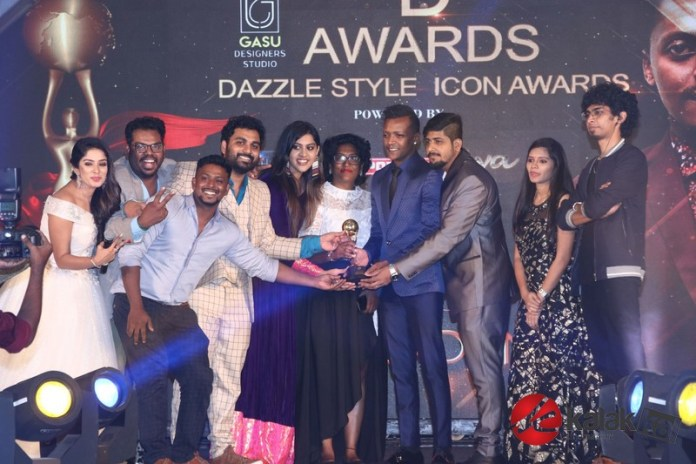 D Awards and Dazzle Style Icon Award Photos