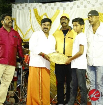 Kolavizhi Pathrakali Thaye Music Album Launch