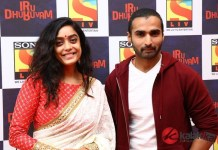 Sony LIV in Iru Dhuruvam Web Series Launch Photos