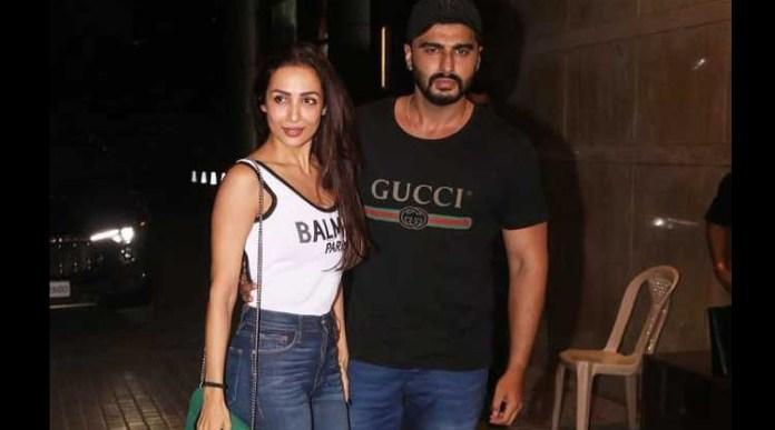 Arjun Kapoor With His Lover