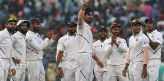 Indian team making history