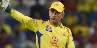 Dhoni leaves CSK team