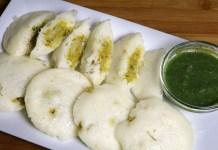 Potato Spice Idli Recipe