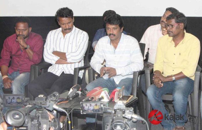 Adutha Saattai Special Screening Stills