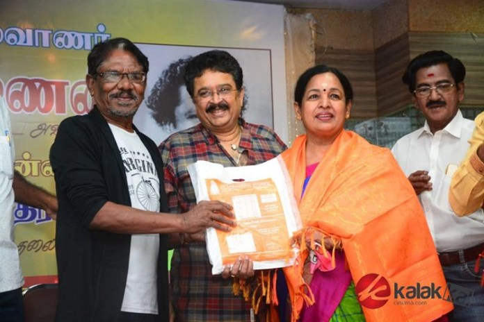 Director Bharathiraja Honours Asthenic Artists While Celebrating The Birthday Function Of NSK