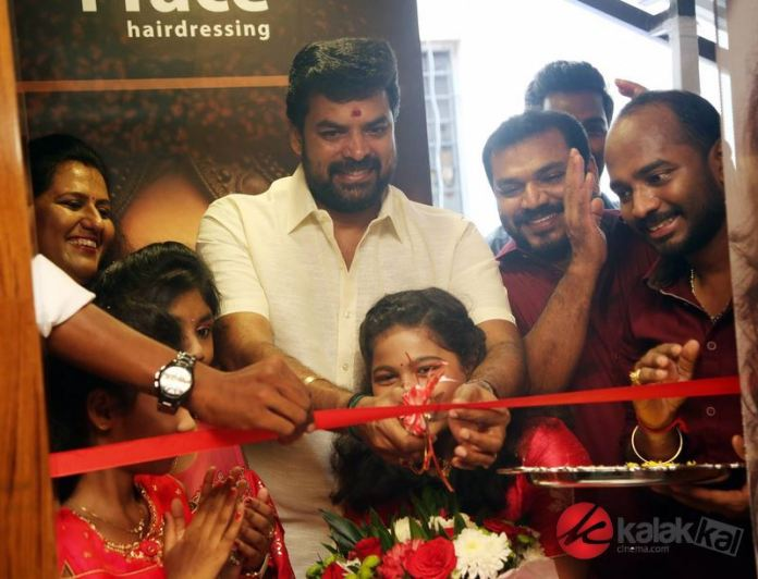 The Grand Opening of i Face Hairdressing Studio Photos